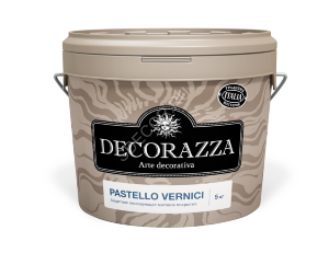 Декоративный шелковисто-матовый лак Pastello Vernici Decorazza Декоративный шелковисто-матовый лак